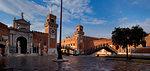 The Venetian Arsenal, Venice, Veneto, Italy, Europe