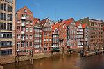 Deichstrasse, Hamburg, Germany, Europe