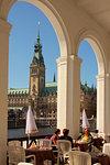 Alster Arkaden, Hamburg, Germany, Europe