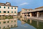 Bagno Vignoni, Pienza, Tuscany, Italy, Europe