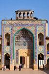 Shah Cheragh Mausoleum, Shiraz, Fars Province, Iran, Middle East