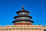 Temple of Heaven, Unesco world heritage, Dongcheng, Beijing, China