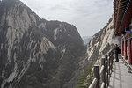 Mount Huashan (Hua Mountain), Shaanxi Province, China, Asia