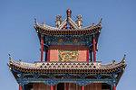 Gaojiabu Ancient Town in Shenmu County, Shaanxi Province, China, Asia