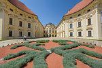 Slavkov Castle (Austerlitz Castle), in Slavkov u Brna, Czech Republic, Europe