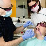 Dental surgery.