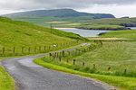Spiggie on Shetland Islands, United Kingdom