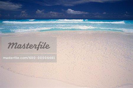 Beach Cancun, Mexico