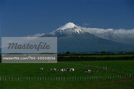 Mount Taranaki Formerly Mt Egmont North Island, New Zealand