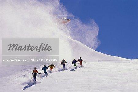 Panorama Ski Resort en Colombie-Britannique, Canada