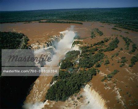 Iguacu Falls Brasilien