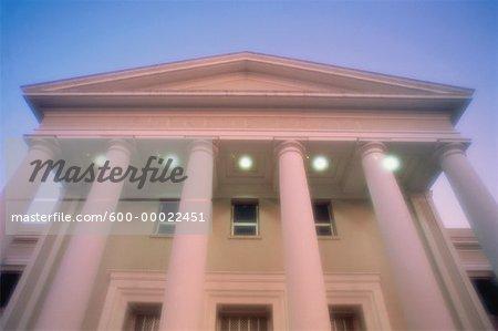 Édifice de la Cour suprême en Floride Tallahassee, Florida, USA