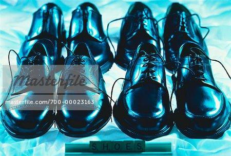 Chaussures de Oxford