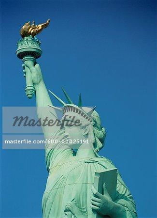 Statue de la liberté de New York, New York Hotel Las Vegas, Nevada, USA