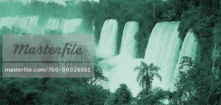 Iguazu-Wasserfälle Argentinien