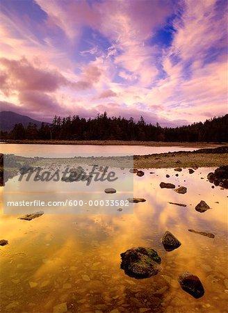 Rose Inlet Queen Charlotte Islands British Columbia, Canada