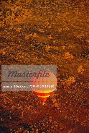 Hot Air Balloon, Alice Springs Northern Territory, Australia