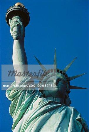 Statue de la liberté de New York City, New York, États-Unis