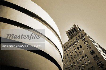 Guggenheim Museum New York, New York, USA