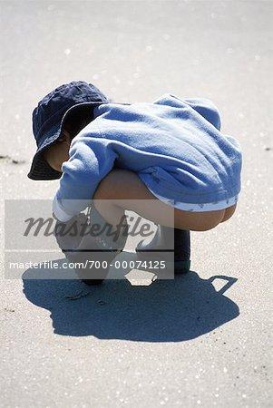 Strand nackt boy FKK Bilder
