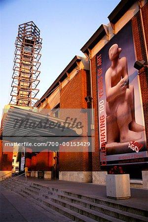 Art Gallery of Ontario Toronto, Ontario, Canada