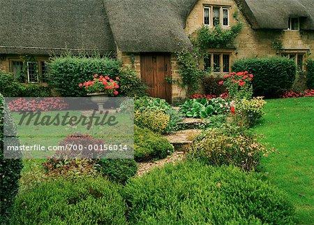 English Cottage Cotswolds, England