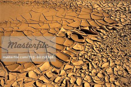 Dry Mud Richtersveld National Park South Africa