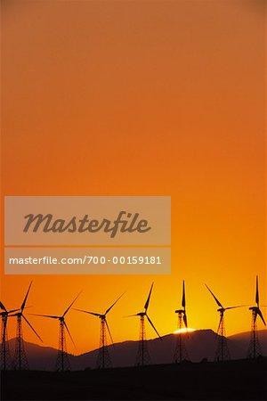 Turbines de vent