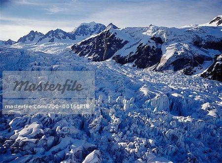 Fox Glacier Westland National Park New Zealand
