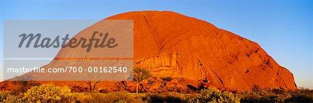 Ayers Rock territoire du Nord, Australie