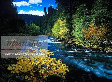 Umpqua River, Oregon, Etats-Unis