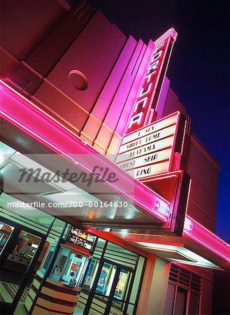 Fortuna Movie Theatre Fortuna, California, USA