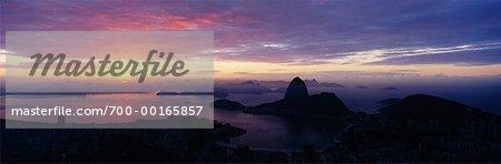 Sunrise Rio De Janeiro, Brasilien