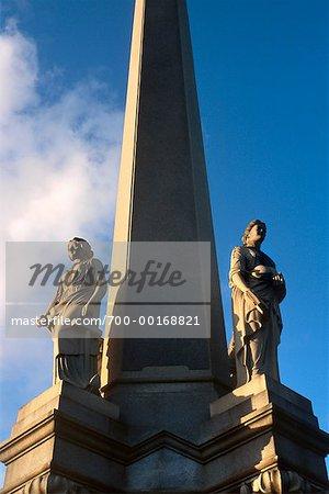 Monument : Oakland, Californie