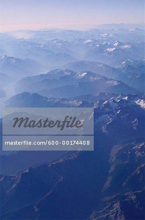 Montagnes Rocheuses, en Colombie-Britannique & Alberta, Canada