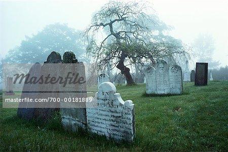 Cemetery Kingston, New Brunswick