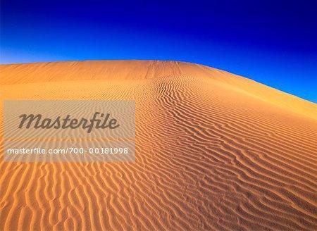 Sand Dunes, Death Valley, Californie, Etats-Unis