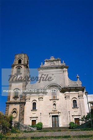 L'île Lipari Italie