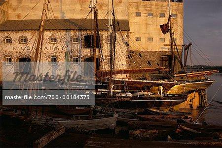 Boats Norfolk England
