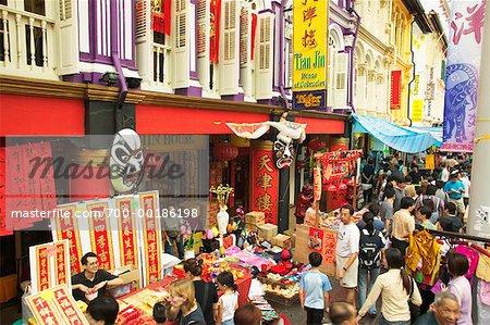 Chinese New Year Chinatown, Singapore