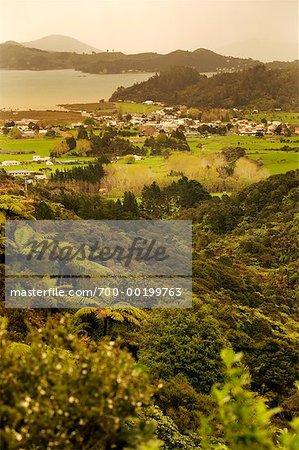 Coromandel Peninsula North Island New Zealand