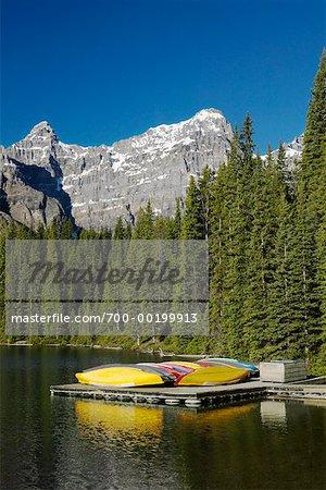 Moraine Lake Banff National Park Alberta, Canada