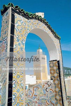 Tunisie, Tunis, Medina