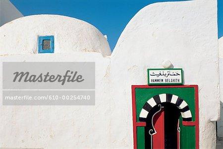 Tunisia, Architecture