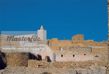 Tunisie, Tunisie, région de Matmata