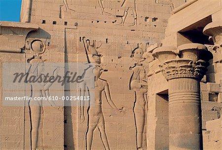 Egypt, Assouan, Philae temple