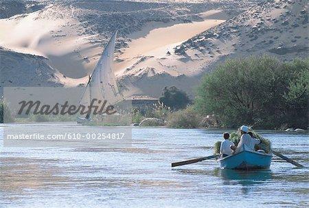 Egypt, Nubie , Aswan