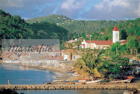 Français des Antilles, Guadeloupe, Marigot