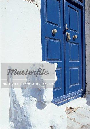 Grèce, île de Mykonos
