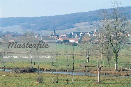 France, campagne de Bourgogne, Bourgogne